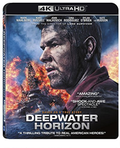 Deepwater Horizon [4K Ultra HD + Blu-ray, 2016]