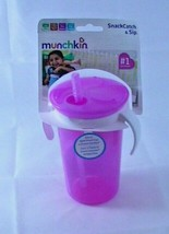 Munchkin Snack Catch Sip Cup - $12.64