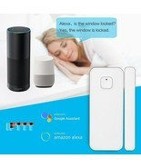 Newest Door Window Sensor Detector Gap Wireless Smart Home Kit Contact Bell - €28,06 EUR