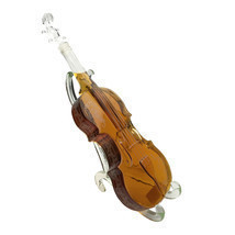 glass violin decanter - $1.147,19 MXN