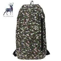 Casual Backpack Tactical Army Military Bag Camping Hiking Camouflage Trekking - $15.36