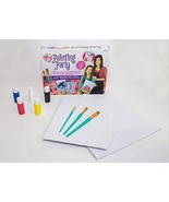 Choose Friendship My Painting Party, Kids Painting Kit, Group Painting Set - $29.89