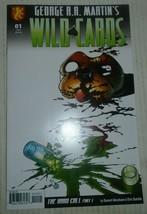 George R R Martin's Wild Cards # 1 Abraham Battle 2008 Dabel Brothers Pu... - $1.59