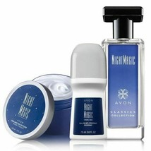 Avon Night Magic Trinity Set - $31.98