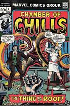Chamber of Chills Comic Book #3, Marvel Comics 1973 FINE+ - $12.59