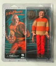 "NECA Nightmare On Elm Street Video Game Freddy Krueger Clothed 8"" Action... - $44.98"