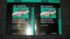 1995 TOYOTA CELICA Service Repair Shop Manual Set OEM 2 VOLUME BOOK SET - $98.95