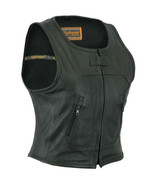 Women's Updated Perforated SWAT Team Style Bike Daniel Smart Motorcycle ... - $99.95+