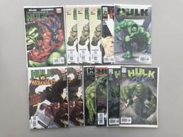 Lot 22 Incredible Hulk Hercules When Titans Collide Broken 3 4 6 VF Very... - $49.50