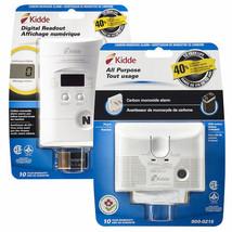 Kidde Plug-in Carbon Monoxide Alarm, 2-pack - $95.94