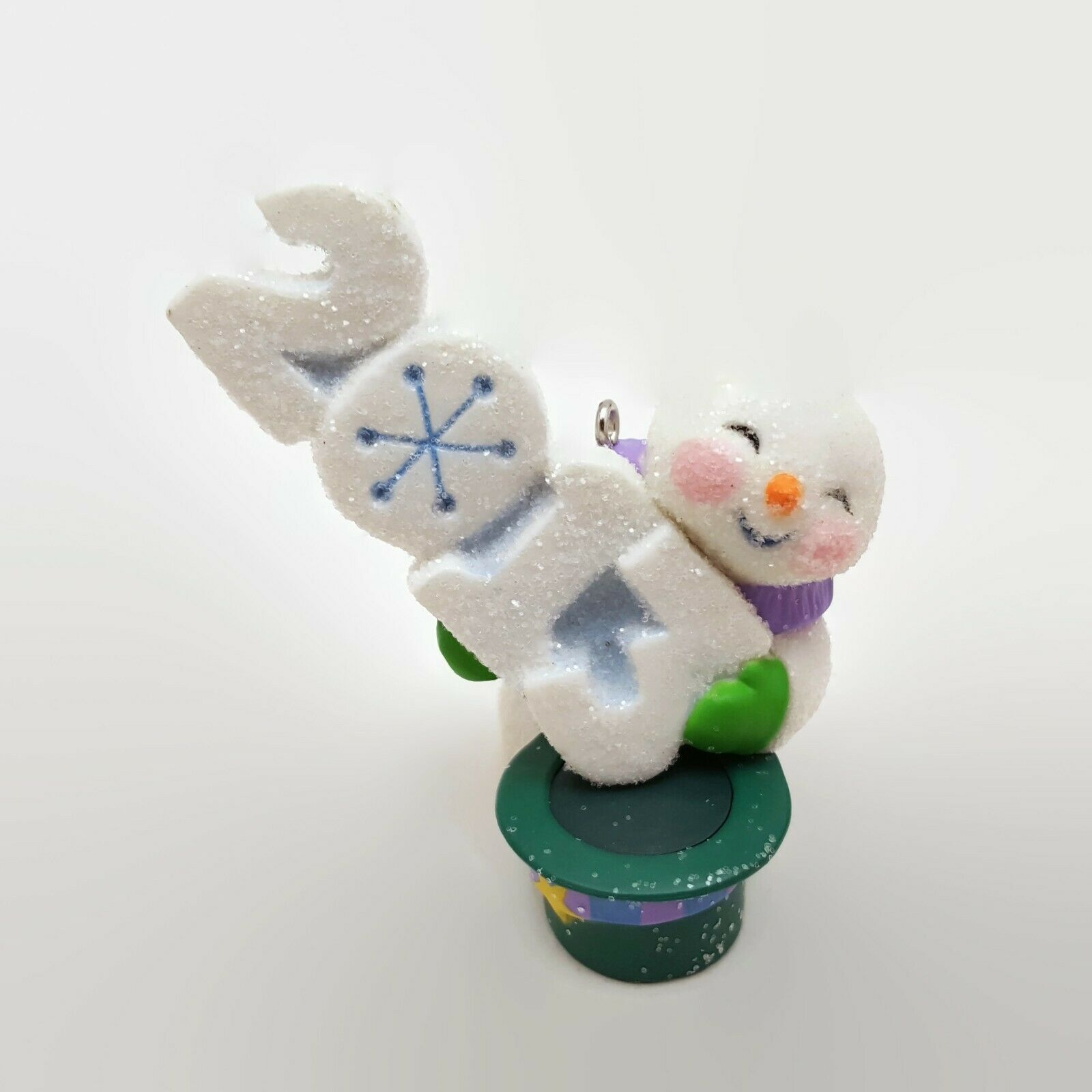 Primary image for Hallmark 2013 Keepsake Ornament Frosty Fun Decade