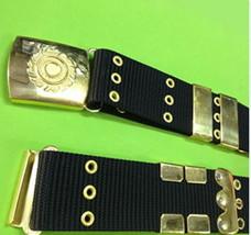 Royal Thai Army Military Police Belt Thai Military Belt for Uniform MP, M.P. - $46.75