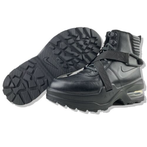 info for 85f00 d2536 Nike Air Max Goadome Leather Boots Size 8 and 19 similar items. 12