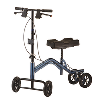 Nova Tall Heavy Duty Turning Knee Walker with 400 lb Weight Capacity - $376.15