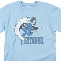 Zatanna DC Comics retro graphic tee shirt Young Justice Gotham Girls DCO226 image 2