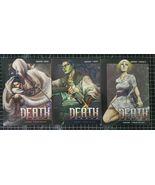 Death Trance 1 2 and 3 manga lot by Kana Takeuchi  - $23.99