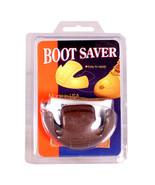 Boot Saver Toe Guards Work Boots Protector - Boot Toe Repair - Brown  - ... - $8.99
