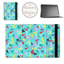Mint Memphis Pattern Tablet Flip Case - $29.99+