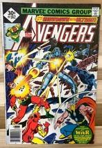 AVENGERS #162 (1977) Marvel Comics VG/VG+ - $9.89