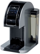 Touch Choice Single Serve Coffee Brewer in Silver - $246.36