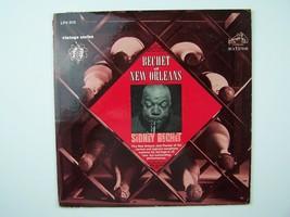 Sidney Bechet - Bechet Of New Orleans Vinyl LP Record Album LPV 510 - $11.18