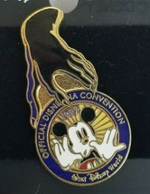 1997 Walt Disney World Disneyana Official Convention Chernabog hand Disney Pin - $11.53