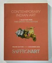 Saffronart Contemporary Indian Art Auction Catalog Amaya Collection Dec ... - $25.00