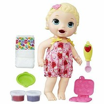 *Baby Alive eat the love Lily C2697 Genuine - $37.05