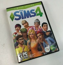 The Sims 4, 2 Discs DVD-ROM Video Game PC, Maxis and EA Games - $14.84