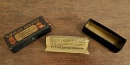 Lyman Combination Rear R4 Rifle Remginton 14 & 141 Empty Box & Paper Old - $33.74