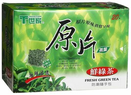 Tradition Tea, Fresh Green Tea, 20-Count Boxes Pack of 6 - $43.64