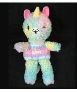 Pikmi Pops Pajama Llama Plush Scented Toy Doll Llamacorn Unicorn Tie Dye  - $9.89
