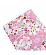 DRAGON SONIC Japanese Style DIY Fabric Material Cotton Fabric Pink Cherr... - $14.20