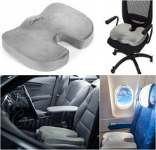 Truck Driver Sciatica Seat Cushion for Back Pain Orthopedic Car Driving ... - $40.60