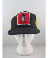 Vintage Patched Trucker Hat - Trinity Mechanical - Adult Snapback - $35.00