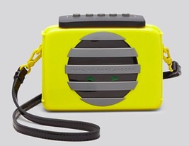Marc Jacobs Out Loud Cassette Music Player Crossbody Bag - $132.96