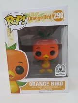 Disney Parks Funko Pop Disney Parks WDW Exclusive Orange Bird #290 2017 - $71.27