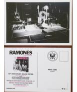 RAMONES 40th Anniversary Rocket to Russia Deluxe Edition Promo Postcard... - $3.95