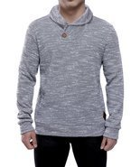 Simple Style Grey O Neck Sweater Jumpers Spring Mens Pullover Sweaters A... - €27,30 EUR+