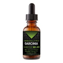 Absonutrix Garcinia 2 fl oz helps control appetite lose weight management 100mg - $19.99