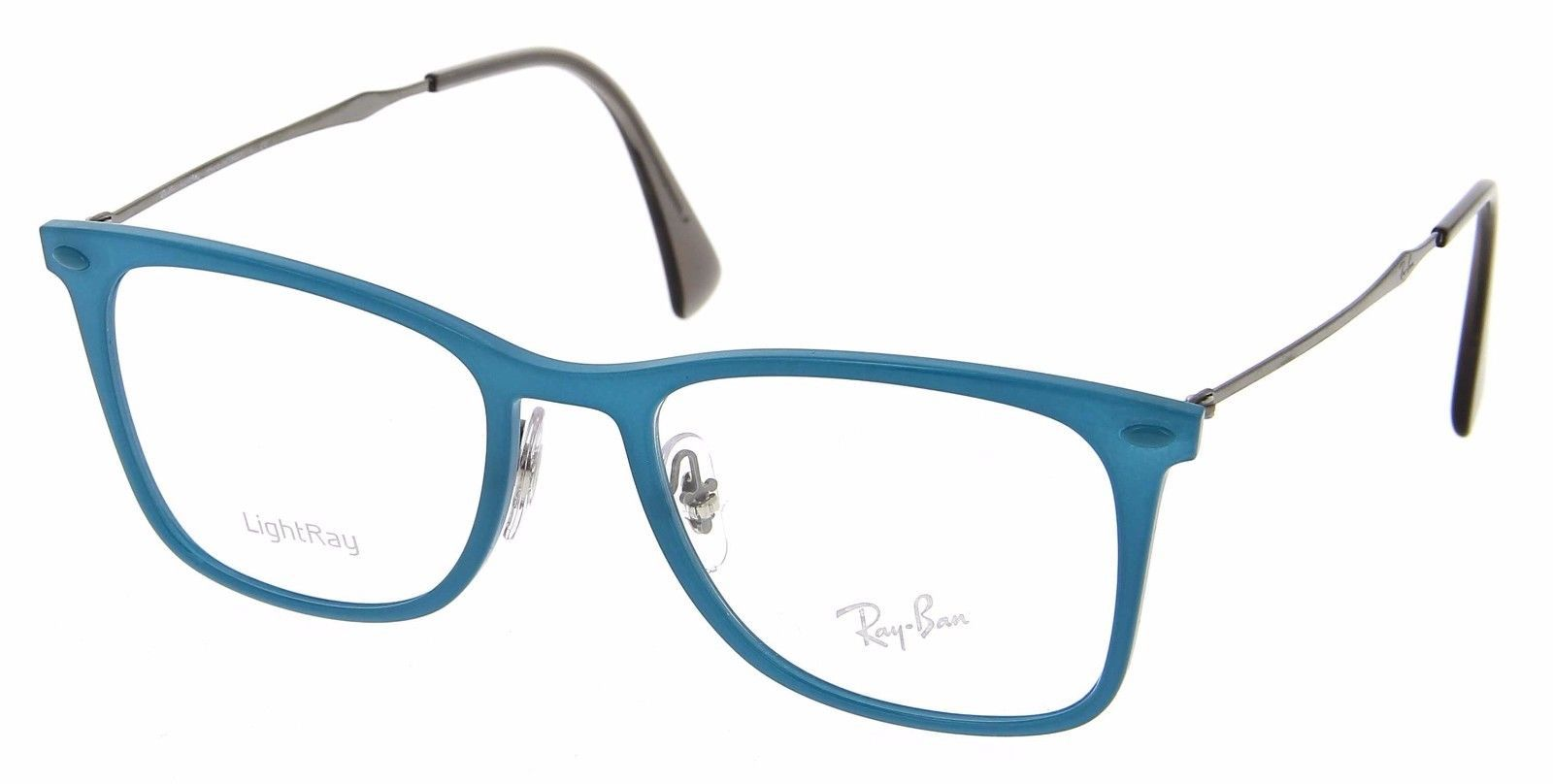 8df0787007 New RAY-BAN Rb 7086 5640 Blue Eyeglasses and 50 similar items. 57