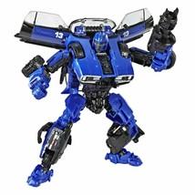 Transformers Studio Series 46 Deluxe Class Bumblebee Movie Dropkick Figure image 2