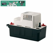 Condensate Removal 1/30 HP Pump with Safety Switch 1/2 ABS Gallon Plasti... - $54.28