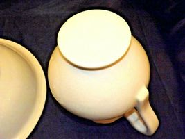 Ceramic McCoy 7516 USA Washbowl and Pitcher AA18-1344 Vintage image 5