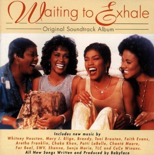 Waiting To Exhale: Original Soundtrack Album by Various Cd