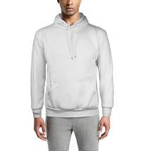 Men's Premium Athletic Drawstring Fleece Lined Sport Gym Sweater Pullover Hoodie image 11