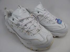 Skechers D'Lites Women's Training Athletic Shoes Size US: 8 M (B) EU 38 White