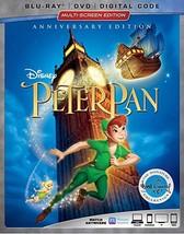 Disney Peter Pan Signature Collection [Blu-ray+DVD+Digital, 2018]