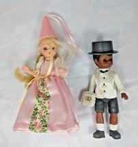 Collection MADAME ALEXANDER DOLLS RING BEARER RAPUNZEL Doll MCDONALD'S McDs - $21.95