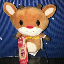 """Hallmark Rudolph """"Rudolph The Red Nosed Reindeer 50th"""" Toys For Tots Itt... - $29.99"""